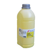тонер универсальный OKI (Glossy) 500г yellow (фасованный) Static Control