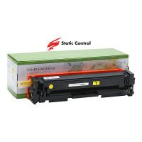 картридж HP CLJ CF402X (201X) Static Control 2.3k yellow