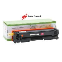 картридж HP CLJ CF403X (201X) Static Control 2.3k magenta