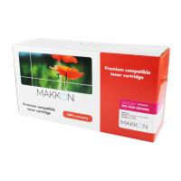 картридж Samsung CLT-M406S (SM406S) Makkon 1k magenta