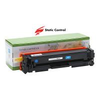 картридж HP CLJ CF401A (201A) Static Control 1.4k cyan