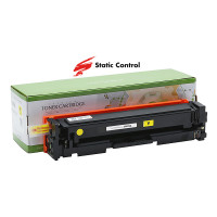 картридж HP CLJ CF402A (201A) Static Control 1.4k yellow