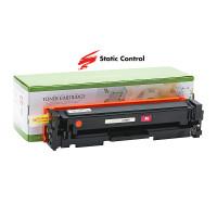 картридж Static Control совместимый аналог HP CF403A (201A), Canon 045 magenta