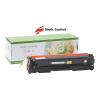 картридж HP CLJP CF412A (410A) Static Control 2.3k yellow