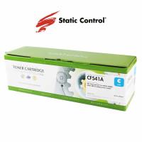 картридж HP CLJP CF541A (203A) Static Control 1.3k cyan