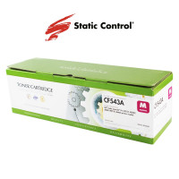 картридж HP CLJP CF543A (203A) Static Control 1.3k magenta