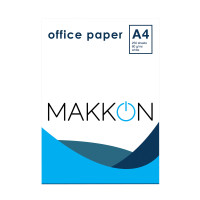 офисная бумага 80  г/м2  A4 250 л Makkon