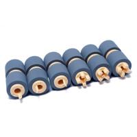 комплект роликов для Xerox WC 7525 (675K82242/675K82240/604K56080) CET (6 шт)