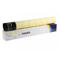 тонер TN-216Y/319Y для Konica Minolta bizhub C220 туба 437 г yellow CET