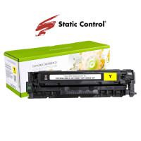 картридж HP CLJ CC532A (304A) Static Control 2.8k yellow