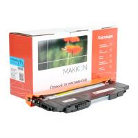 картридж HP Color Laser W2071A Makkon 0.7k cyan