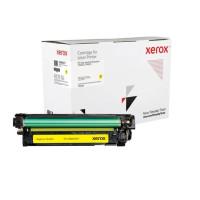 картридж Xerox Everyday совместимый аналог HP CE262A (647A) yellow