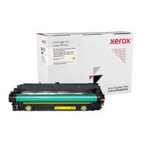 картридж Xerox Everyday совместимый аналог HP CF362X (508X), Canon 040H yellow