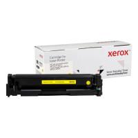 картридж Xerox Everyday совместимый аналог HP CF402A (201A), Canon 045 yellow