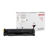 картридж Xerox Everyday совместимый аналог HP CF410A (410A), Canon 046 black