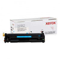 картридж Xerox Everyday совместимый аналог HP CF411A (410A), Canon 046 cyan