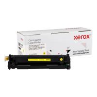картридж Xerox Everyday совместимый аналог HP CF412A (410A), Canon 046 yellow