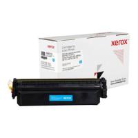 картридж Xerox Everyday совместимый аналог HP CF411X (410X), Canon 046H cyan