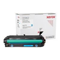 картридж Xerox Everyday совместимый аналог HP CE341A (651A)/CE271A (650A)/CE741A..