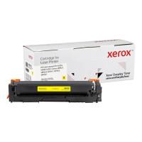 картридж Xerox Everyday совместимый аналог HP CF542X (203X), Canon 054H yellow