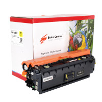 картридж Static Control Parrot совместимый аналог HP CF362X (508X), Canon 040H y..