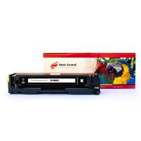 картридж Static Control Parrot совместимый аналог HP CF400A (201A), Canon 045 bl..
