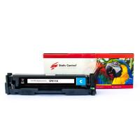 картридж Static Control Parrot совместимый аналог HP CF411X (410X), Canon 046H c..